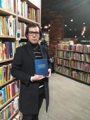Lukáš Perný, autor knihy