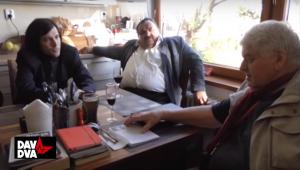 Lukáš Perný, Juraj Janošovský, Peter Jaroš